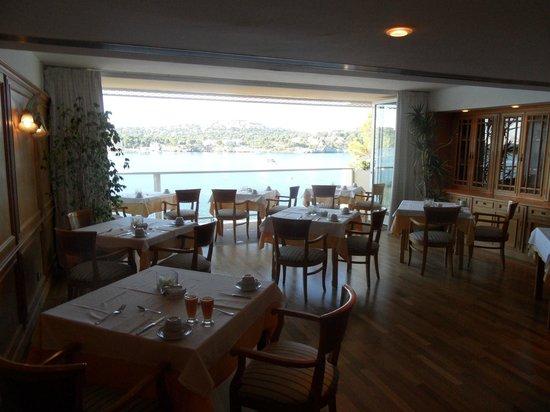 IBEROSTAR Suites Hotel Jardin del Sol: Penthouse dining area