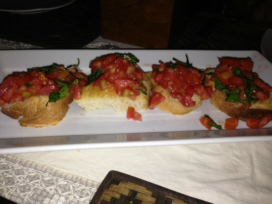 Thaita Italian Restaurant: Bruchetta