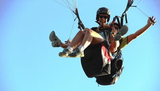 Do You Wanna Paragliding