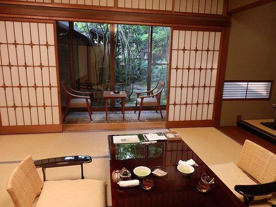 Kinosaki Onsen Nishimuraya Honkan: room