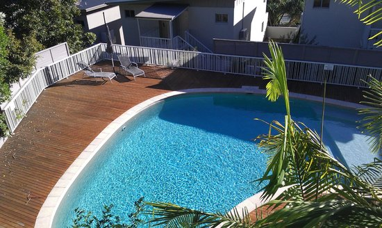 Noosa Heads Motel: swimming pool