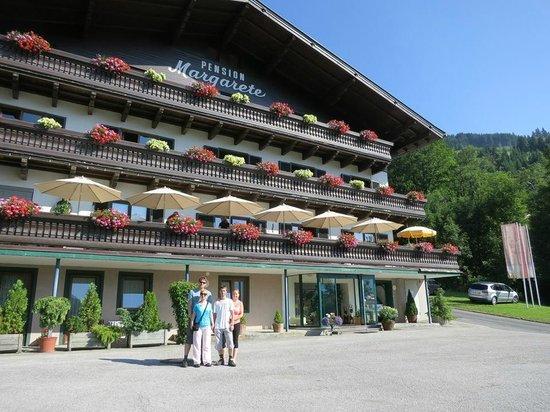 Pension Margarete Hotel Garni: Front view