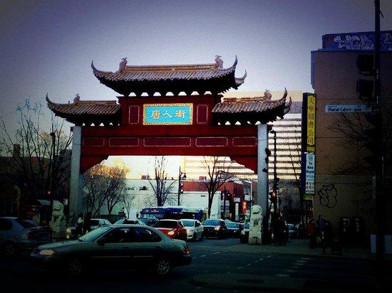Travelodge Montreal Centre: 中華街そば