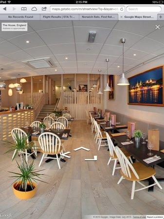 House Thai Restaurant Norwich