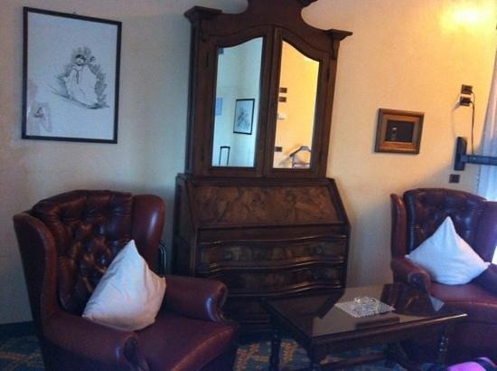Grand Hotel Excelsior: Camere