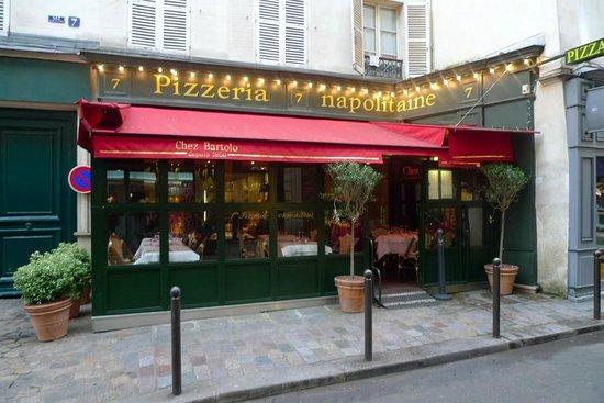Chez Bartolo: le restaurant