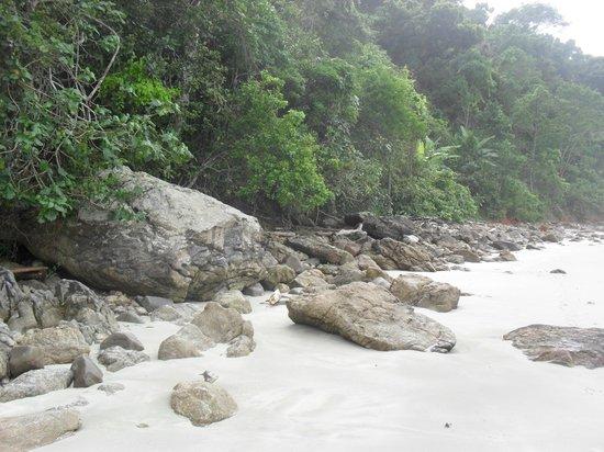 Juquei Beach: Tranquilidade