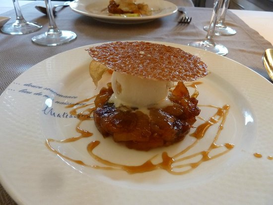 Hotel France et Chateaubriand: sweet