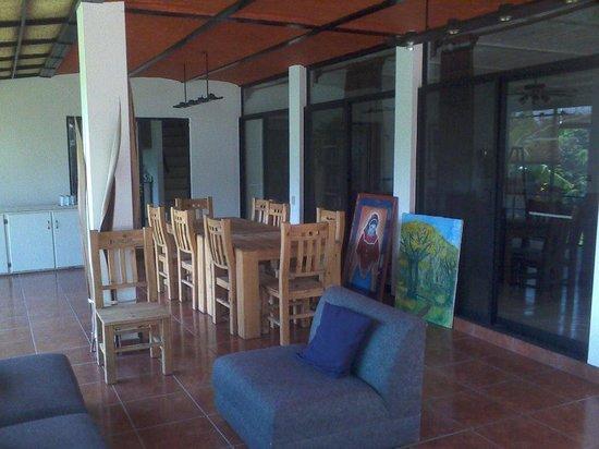 Casa Luz: Frühstücksraum