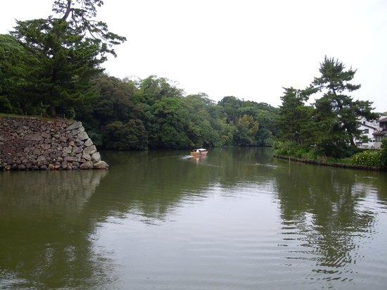 Matsue Horikawa Pleasure Boat : 松江堀川めぐり