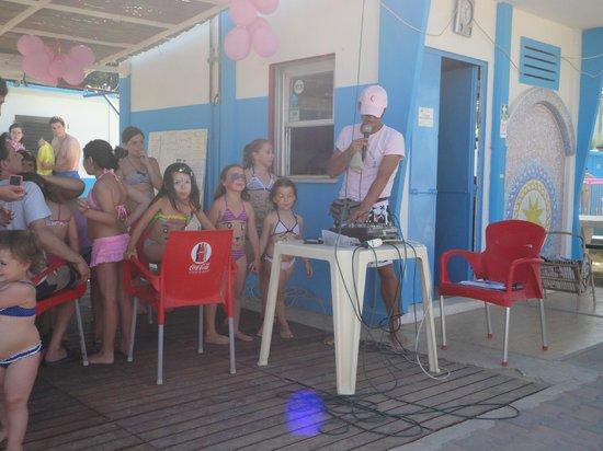 Beach Egisto 38 : Il dj