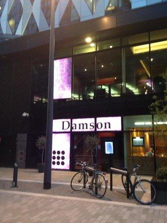 Damson Restaurant: Damson, exterior