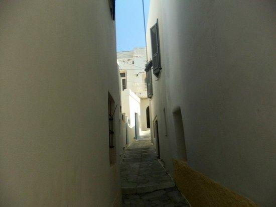 Naxos by, Hellas: Angoli di Naxos