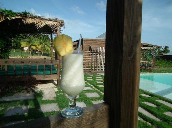 Keyonna Beach Resort Antigua: Cocktails were divine