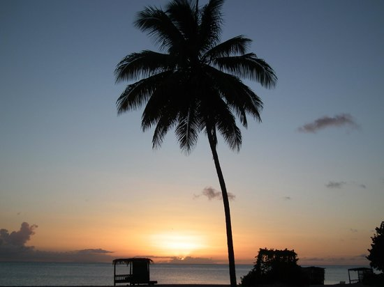 Keyonna Beach Resort Antigua : View from room