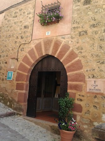 Casa de Santiago