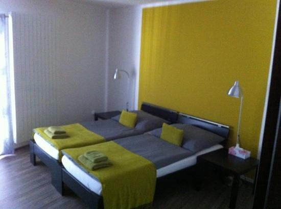 VV Hotel: chambre 11