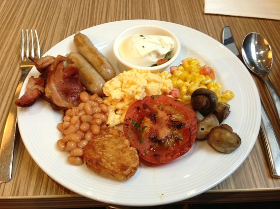Four Points by Sheraton Perth: Nice Breakfast