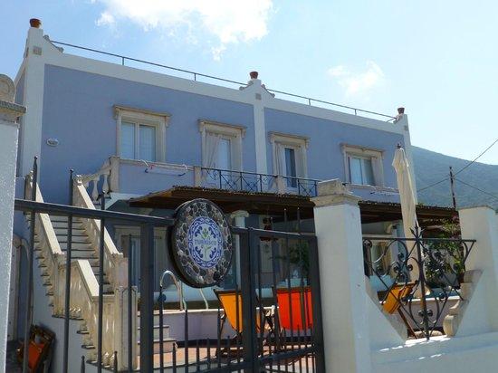 Turkiscu Room & Breakfast: BB Turkiscu vu de l'extérieur