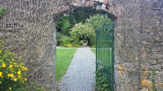 Mornington House: Gardens