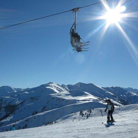 Bergwald: Ski Juwel - a new generation skiing area