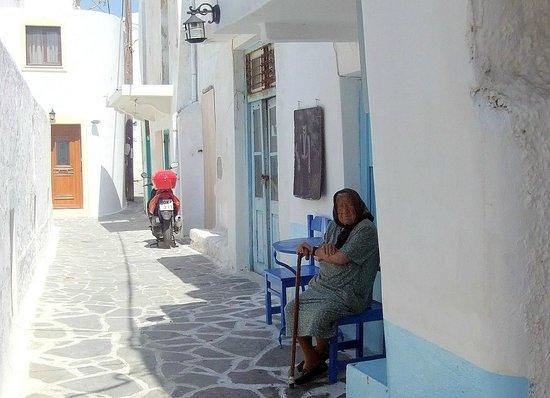 Cidade de Naxos, Grécia: Angoli di Naxos