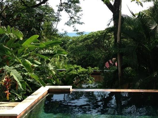 Casas de Soleil: Piscina y Vista El Mirador