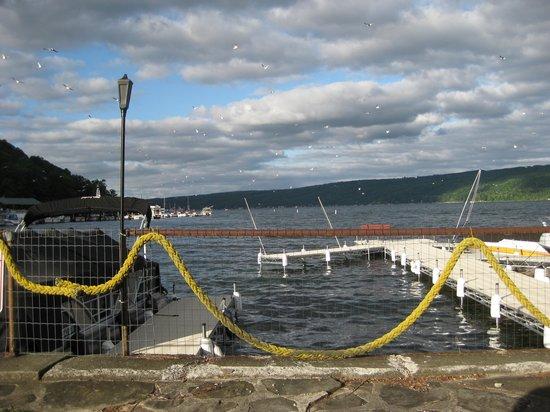 Keuka Lakeside Inn: another view