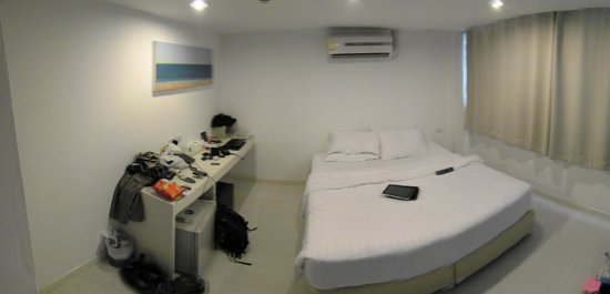 Nantra Sukhumvit 39: Small room