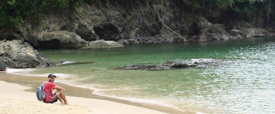 Pirate's Bay : praias de tobago