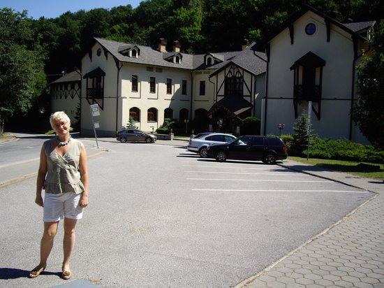 Hotel Bankov: Ольга