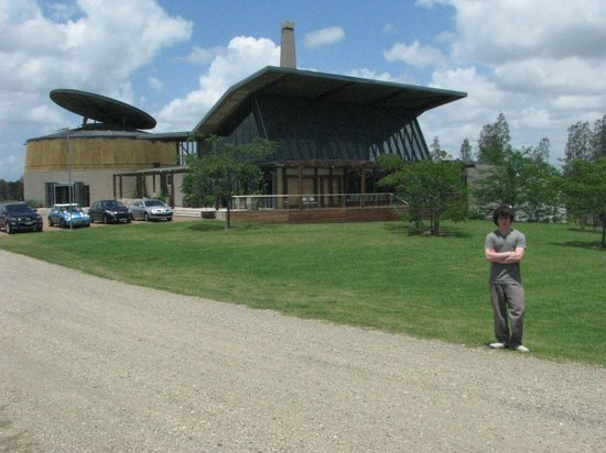 Hungerford Hill Wines: The Restaurant