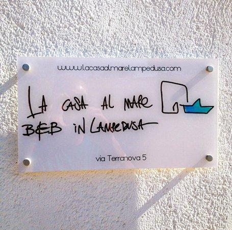 La Casa Al Mare Bu0026B In Lampedusa