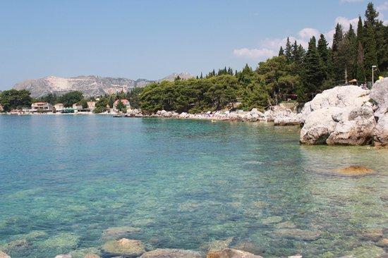 Villa Ive: beach srebreno