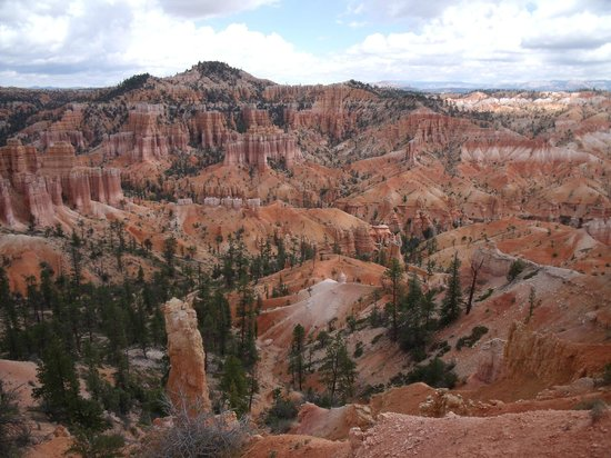 Best Western Plus Bryce Canyon Grand Hotel Some Of The Amazing Scenery In