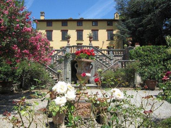 Fattoria Maionchi: Villa