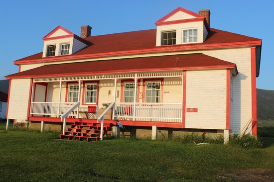 Cape Anguille Lighthouse Inn: nice and cozy