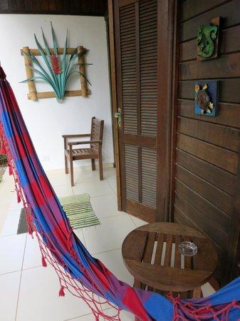 Eliconial: Room balcony