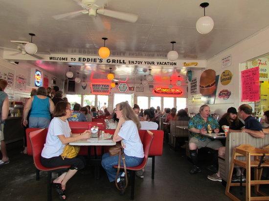 Eddie's Grill - August 20, 2011