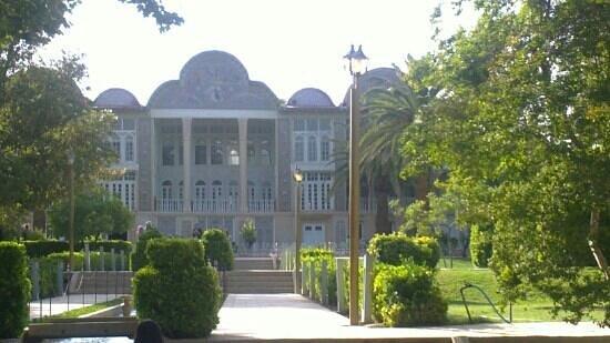 Iran: bagh e eram,shiraz