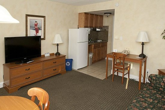 Seaward Motel: Seaward 2 Room Efficiency Suite