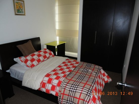 BlueZone Apartments: Habitacion 2