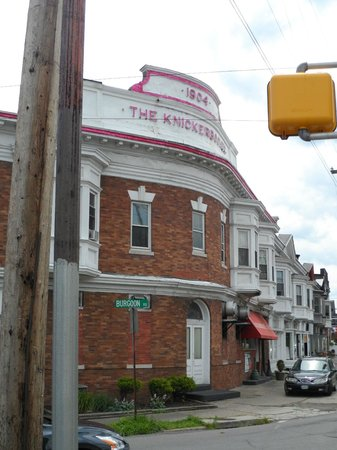 The Knickerbocker : Today it looks like a dive bar, don't drive by.