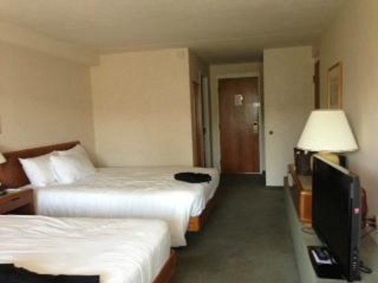 Valhalla Inn: Room size