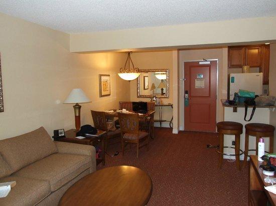 Las Vegas Resorts With 2 Bedroom Suites