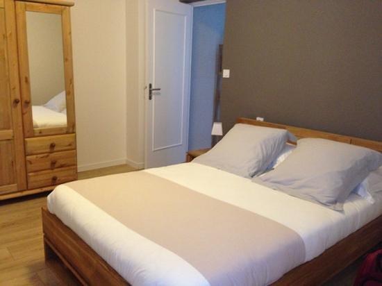 Résid'Spa - Loire & Sèvre : Schlafzimmer