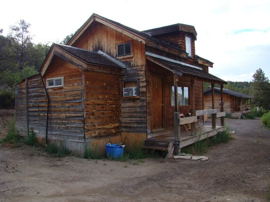 Boulder Mountain Guest Ranch: Cabin #3