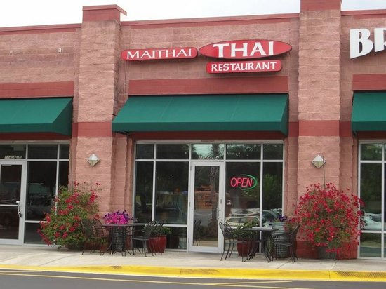 Best Thai In Jax Review Of Mai Thai Restaurant