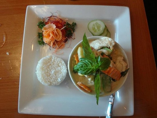 Mai Thai Restaurant: Our Daughter-In-Law's Curry Dish