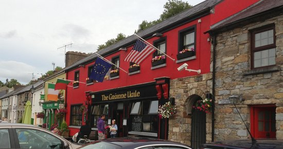 The Grainne Uaile Pub Restaurant Newport County Mayo